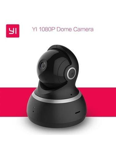 Xiaomi Xiaomi Yi Dome Kamera 360 Derece Dönebilen Hd 1080p Gece Görüşlü IP Kamera Siyah